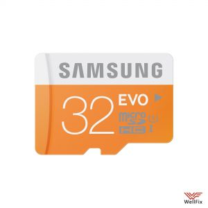 Изображение Карта памяти 32Gb Micro SDHC Class 10 Samsung