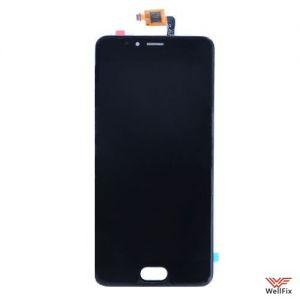 Изображение Дисплей Meizu M5s в сборе черный