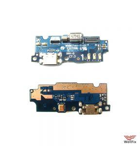 Шлейф Meizu M2 mini на разъем зарядки / микрофон