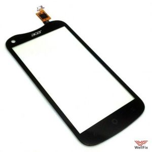Тачскрин Acer Liquid E2 V370 черный