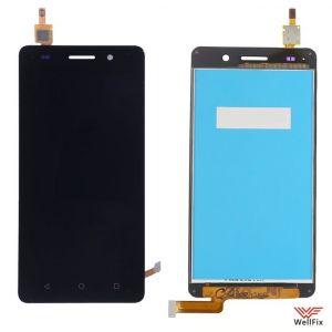Дисплей Huawei Honor 4c с тачскрином черный