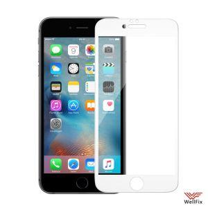 Изображение Защитное 3D стекло для Apple iPhone 6, 6s белое