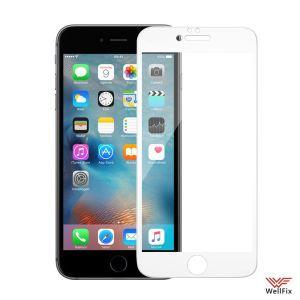Изображение Защитное 5D стекло для Apple iPhone 6, 6s белое