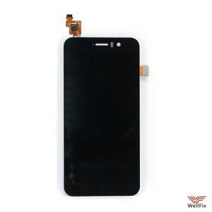 Дисплей Jiayu G5 с тачскрином черный