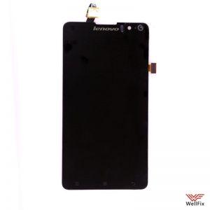 Дисплей Lenovo Golden Warrior S8 (S898) с тачскрином