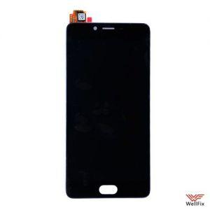 Изображение Дисплей Meizu E2 в сборе черный