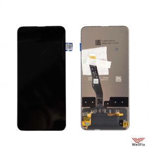 Изображение Дисплей Huawei Honor 9X в сборе черный