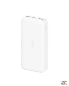 Изображение Внешний аккумулятор Xiaomi Redmi Power Bank 20000mAh
