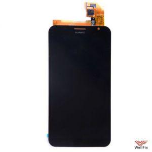 Дисплей Huawei Ascend GX1 с тачскрином черный