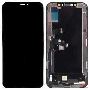 Изображение Дисплей для Apple iPhone XS (OLED) в сборе черный