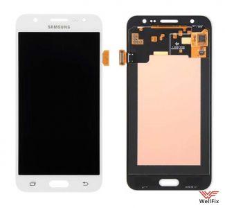 Дисплей Samsung Galaxy J5 SM-J500 с тачскрином белый
