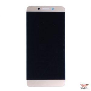 Изображение Дисплей для LeTV LeEco Le Pro 3 Ai X650 в сборе золотой
