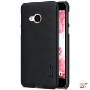 Изображение Пластиковый чехол для HTC U Play черный (Nillkin)