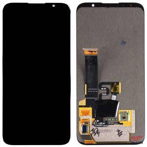 Изображение Дисплей для Meizu 16 в сборе черный