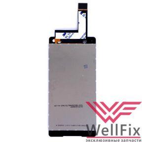 Дисплей Sony Xperia C5 Ultra Dual с тачскрином черный
