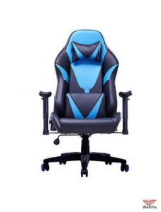 Изображение Геймерское кресло Xiaomi AutoFull Gaming Chair синее (царапина)
