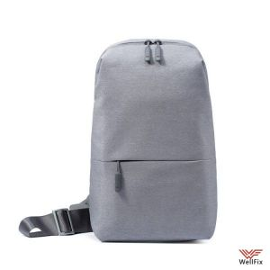 Изображение Рюкзак Xiaomi Simple City Backpack (DSXB01RM) серый