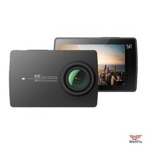 Изображение Экшн камера Xiaomi Yi 4K черная