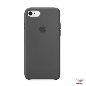Изображение Силиконовый чехол для iPhone 7/8 серый