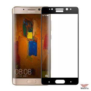 Изображение Защитное 5D стекло для Huawei Mate 9 Pro черное
