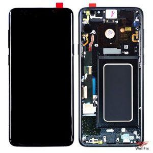 Изображение Дисплей Samsung Galaxy S9 Plus SM-G965F в сборе черный