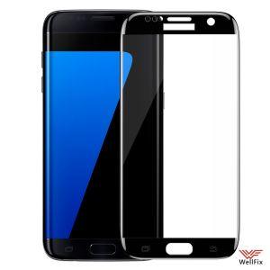 Изображение Защитное 5D стекло для Samsung Galaxy S7 Edge SM-G935 черное