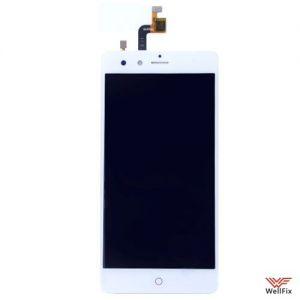Изображение Дисплей для ZTE Nubia Z11 mini в сборе белый