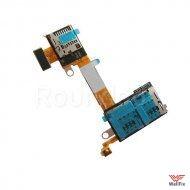 Шлейф Sony Xperia M2 D2302 на разъем SIM и MicroSD