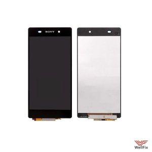 Дисплей Sony Xperia Z2 с тачскрином