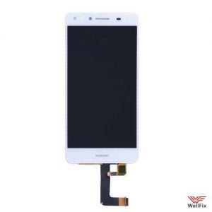 Дисплей Huawei Honor 5A с тачскрином белый